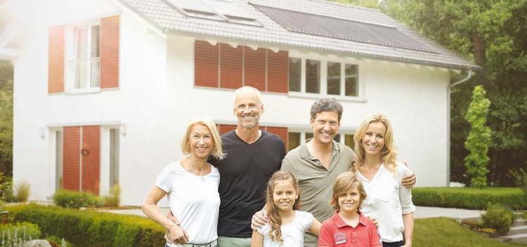 Heizungsanlagen für Einfamilienhäuser